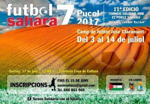 """11é Torneig Solidari amb el Sahara """"Banna Lekbir Bachir"""""""