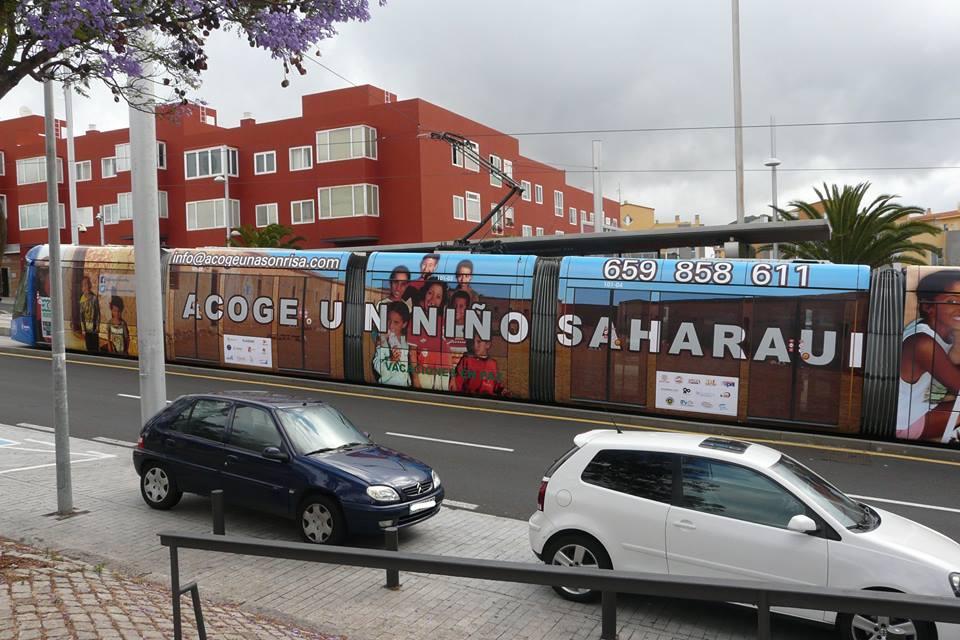 Vuelven las sonrisas… Tranvía de Tenerife