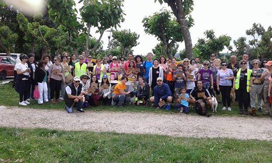 @sogaps_oficial Vacaciones en Paz por Compostela