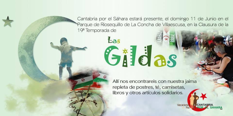 Las Gildas Sahara Cantabria