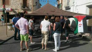 Aragón: Actividad en La Muela