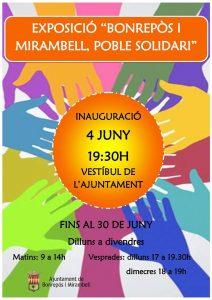 Bonrepòs i Mirambell. Poble Solidari (projectes amb el Sàhara)