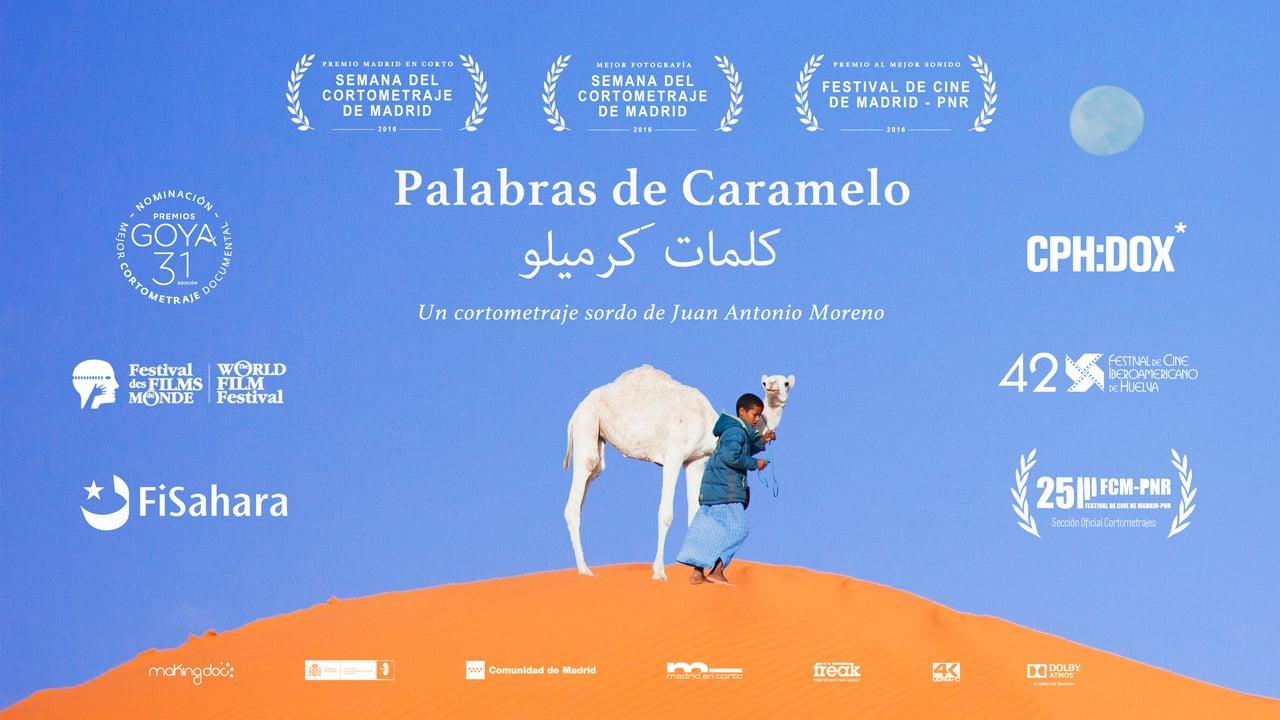 palabras de caramelo Extremadura Sahara