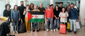 Baleares delegacion campamentos saharauis