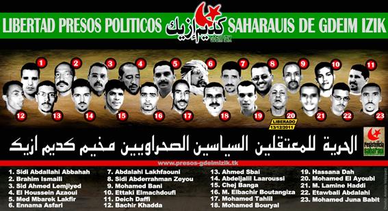 PRESOS_POLITICOS_SAHARAUIS