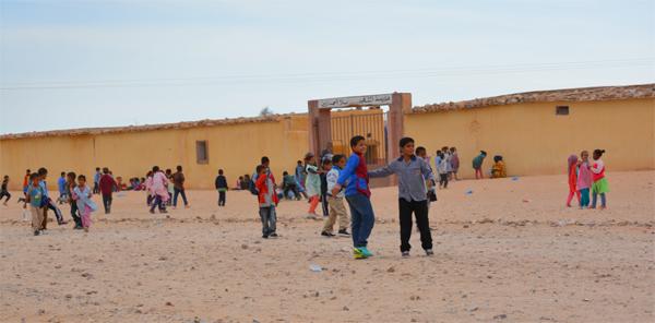 Navarra: Una veintena de niños saharauis visitan la FNMC