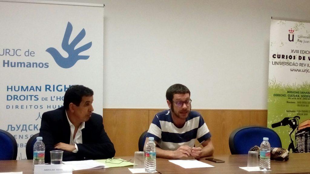 """CEAS-Sahara en """"Miradas Saharauis: Derecho, Cultura, Sociedad y Política"""""""