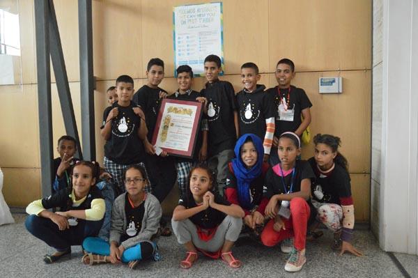 Llegada de los niños saharauis a Villanubla_1