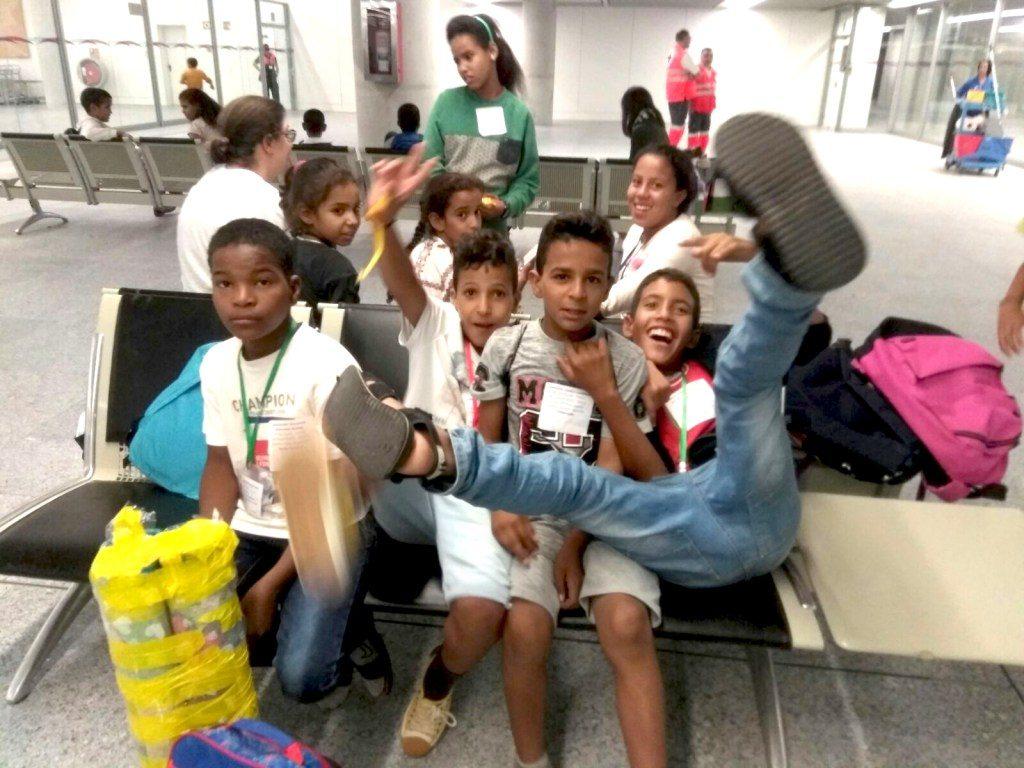 """Comienzan las """"Vacaciones en Paz 2017"""" en Galicia @sogaps_oficial"""