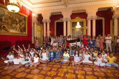 Vacaciones en Paz audiencia parlamen balear