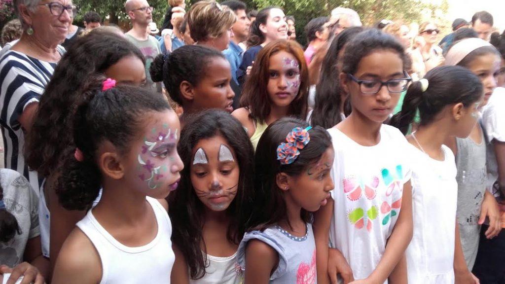 festa benvinguda sahara baleares