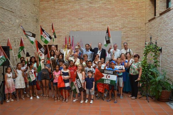 Castilla La Mancha: Recepción en el Ayuntamiento de Toledo