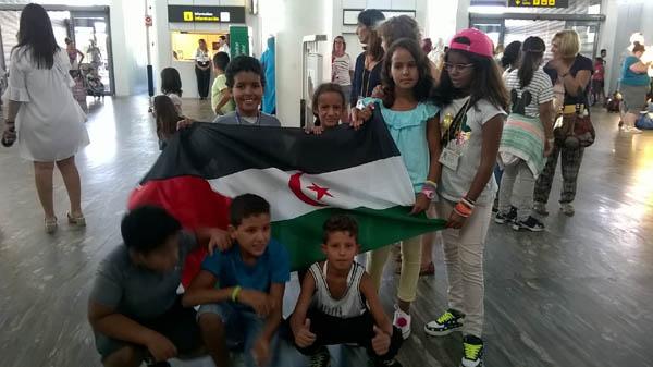 Finaliza el programa Vacaciones en Paz en Aragón