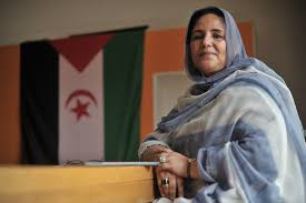 Perú debe permitir la entrada en el país de la embajadora saharaui Jadiyetu El Mohtar