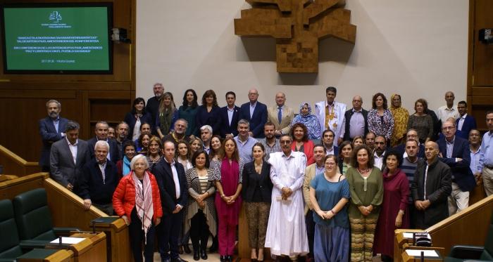 Resolución Vitoria:  XXI Conferencia Intergrupos Parlamentarios 'Paz y Libertad para el Pueblo Saharaui'