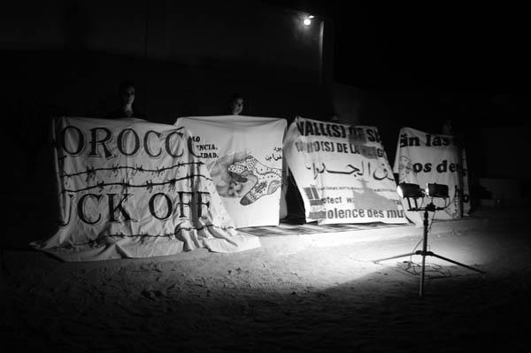 ARTifariti 2017: Artistas internacionales apoyan con sus obras la lucha del pueblo saharaui