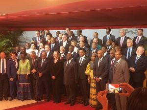 Cumbre UA-UE Costa de Marfil nov 2017