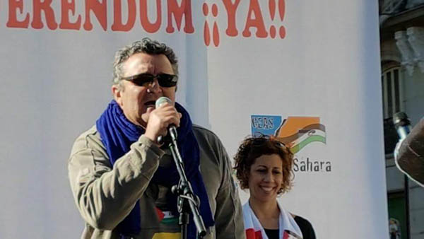 Manifestación 11/11/2017 – Referéndum en el Sahara YA!!