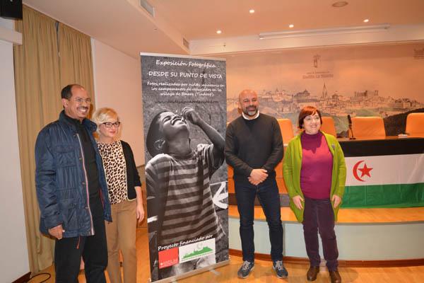 """Asociación de amigos del Pueblo saharaui de Toledo: """"Desde su punto de vista"""""""