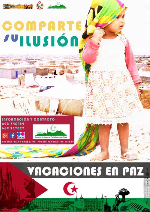 """Toledo: """"Vacaciones en Paz 2018"""" Comparte su ilusión"""