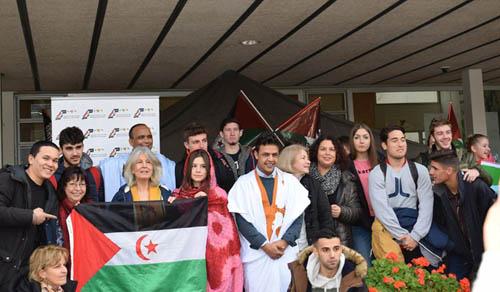 Participación de la AAPSIB en Jornadas sobre los refugiados organizadas por el Instituto de BENDINAT, Mallorca
