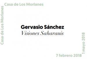 """Zaragoza: """"Visiones saharauis"""", exposición de Gervasio Sanchez"""