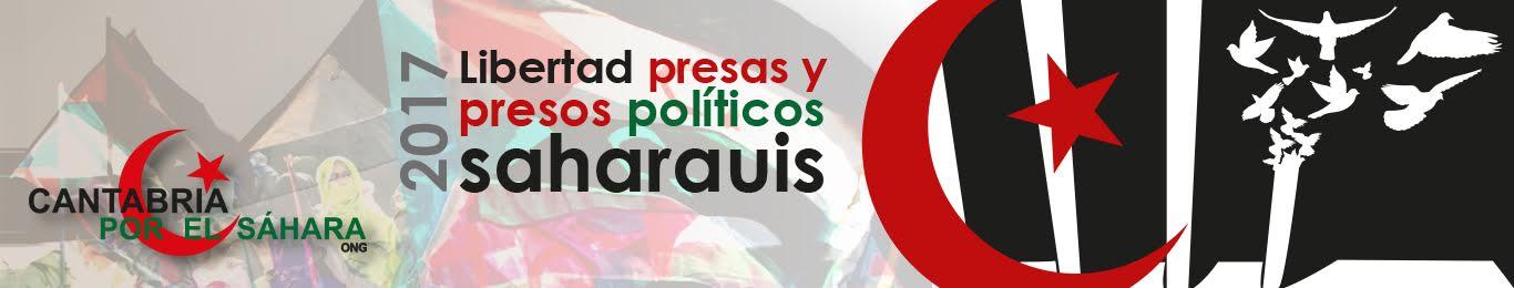Cantabria por el Sahara: Mociones por la libertad de los presos políticos saharauis