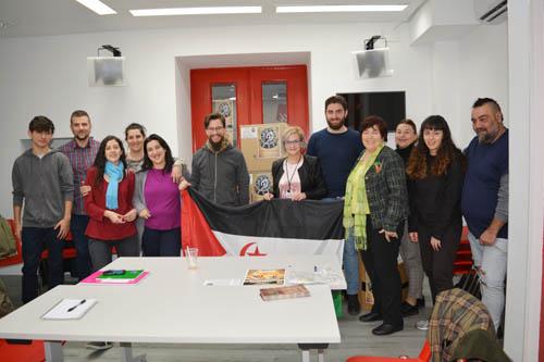 Toledo: I Encuentro entre la RSP y la Asociación de Amigos del Pueblo Saharaui de Toledo