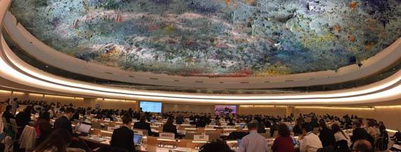 Nota de prensa: 37ª Sesión del Consejo de Derechos Humanos de Naciones Unidas