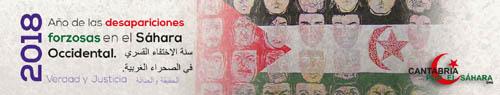 Cantabria muestra su apoyo a los presos políticos saharauis que se encuentran en huelga de hambre