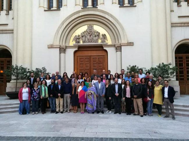 Zaragoza: Declaración de la Conferencia de coordinación de todos los Intergrupos de los distintos Parlamentos y del Congreso