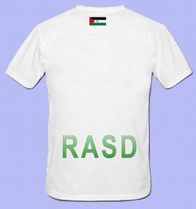 camiseta RASD 2