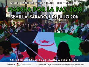 Sevilla Marcha por la Paz 2018