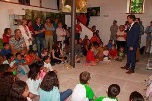 Jornada Cultural Meracha - Saharaui en Miera