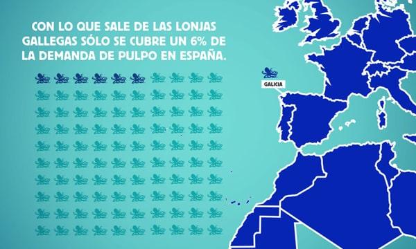 """campaña """"Los tentáculos del Pulpo"""""""