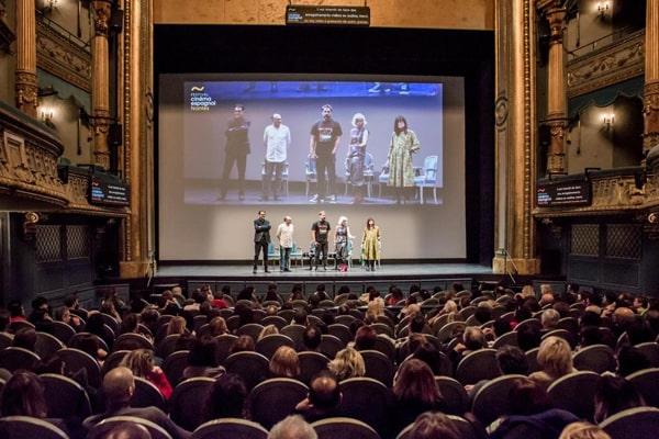 Bardem en Festival de Nantes hablando del Sahara