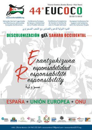 Cartel Eucoco 2019