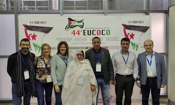 delegación aragonesa 44 EUCOCO